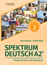 Spektrum A2+ Teil 2 Cover