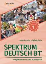 Spektrum B1+ Teil 1 Cover